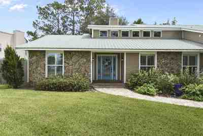 St Augustine Single Family Home For Sale: 25 Marshview Dr.