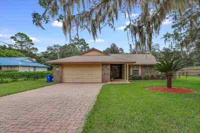 St Augustine Single Family Home For Sale: 1031 Winterhawk Dr