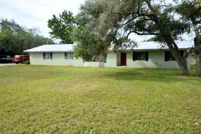 St Augustine Single Family Home For Sale: 880 Oak Ridge Rd