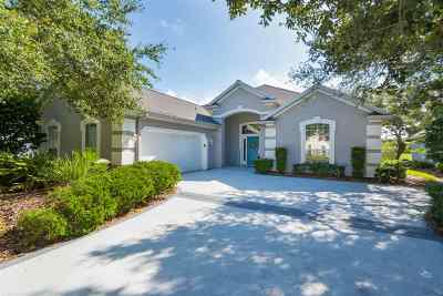 St Augustine Single Family Home For Sale: 311 Marshside Dr N