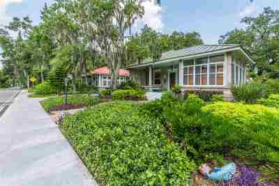 St Augustine Single Family Home For Sale: 82 South Street