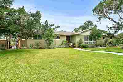 St Augustine Single Family Home For Sale: 27 Montrano Ave