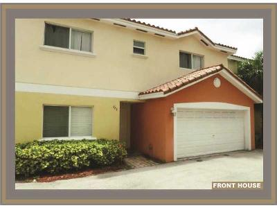 Fort Lauderdale Condo/Townhouse Backup Contract-Call LA: 223 NW 14th Ave #223