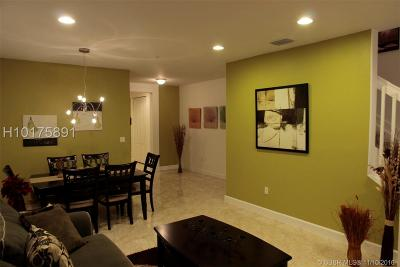 Pembroke Pines Condo/Townhouse Active Under Contract: 476 SW 147th Ave #4613