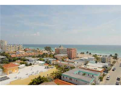 Hollywood Condo/Townhouse For Sale: 801 S Ocean Dr #1103