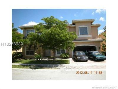 Miramar Single Family Home Backup Contract-Call LA: 17709 SW 54 St