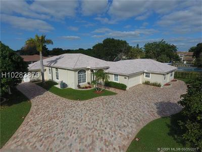 Tamarac Single Family Home For Sale: 5731 NW 54th Ter