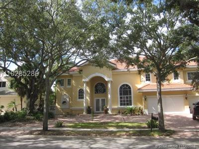 Fort Lauderdale Single Family Home For Sale: 5601 Royal Oak Way