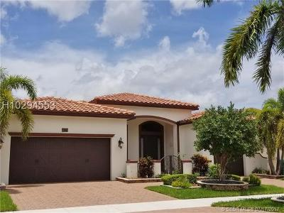 Cooper City Single Family Home For Sale: 8771 NW 41 St