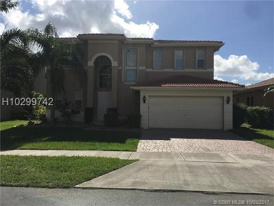 Miramar Single Family Home For Sale: 2631 SW 138th Ave