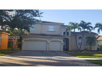 Miramar Single Family Home For Sale: 12649 SW 21st Street