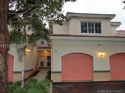 Miramar Condo/Townhouse For Sale: 2574 Centergate Dr #103