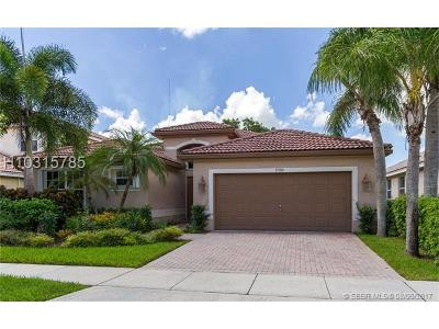 Miramar Single Family Home For Sale: 17388 SW 36th St