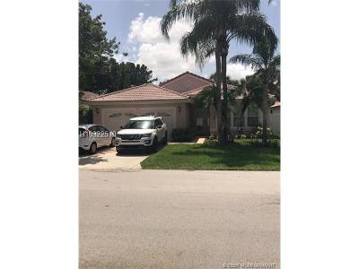 Pembroke Pines Single Family Home Backup Contract-Call LA: 421 SW 182nd Way