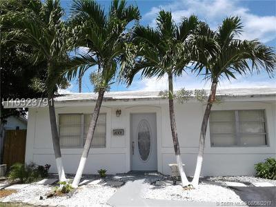 Tamarac Single Family Home For Sale: 4568 NW 16th Way
