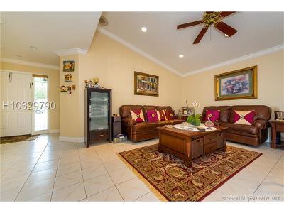 Miramar Single Family Home Backup Contract-Call LA: 1720 SW 85th Ter