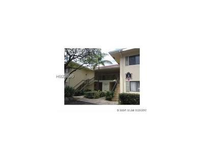 Fort Lauderdale FL Condo/Townhouse For Sale: $129,000