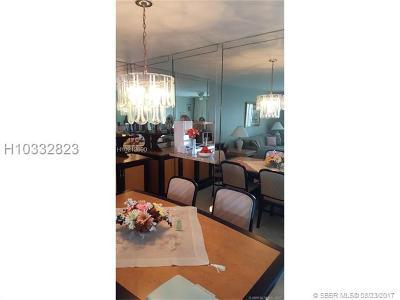 Dania Beach Condo/Townhouse For Sale: 170 SE 5th Ave #507