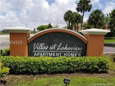 Fort Lauderdale FL Condo/Townhouse For Sale: $142,000