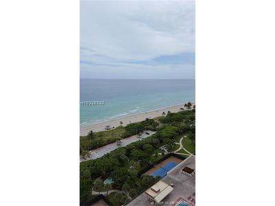 Hollywood Condo/Townhouse For Sale: 1201 S Ocean Dr. #2303 N