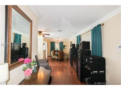 Miramar Single Family Home Backup Contract-Call LA: 7952 Meridian St