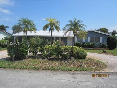 Fort Lauderdale FL Single Family Home For Sale: $349,000