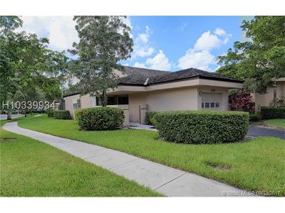 Plantation Condo/Townhouse Backup Contract-Call LA: 9400 Chelsea Dr North
