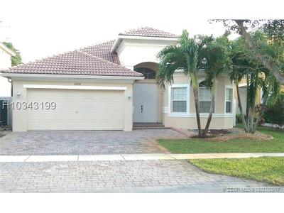 Miramar Single Family Home For Sale: 13454 SW 31 St