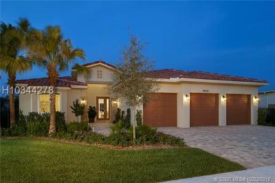 Cooper City Single Family Home For Sale: 10521 Marin Ranches Drive