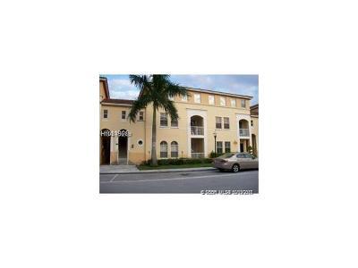 Miramar Condo/Townhouse Backup Contract-Call LA: 4455 SW 160th Ave #101