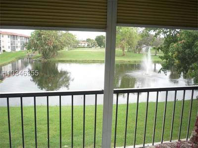 Pembroke Pines FL Condo/Townhouse For Sale: $114,900