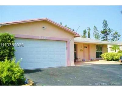 Hollywood Single Family Home Backup Contract-Call LA: 5101 Van Buren St