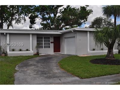 Hollywood Single Family Home Backup Contract-Call LA: 6351 Moseley St