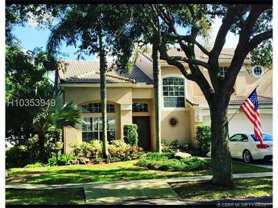 Hollywood Single Family Home For Sale: 10202 Caracas St