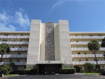 Dania Beach Condo/Townhouse For Sale: 101 SE 3rd Ave #407