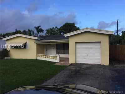 Miramar FL Single Family Home For Sale: $249,500