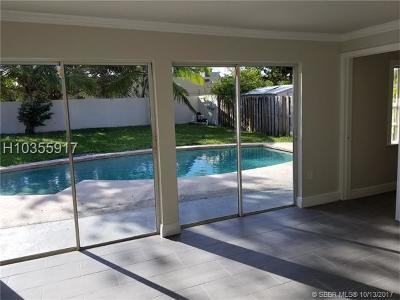 Tamarac Single Family Home Backup Contract-Call LA: 8107 NW 75th Ave