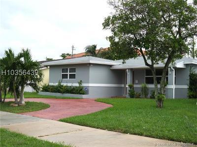 Hollywood Single Family Home Backup Contract-Call LA: 4026 N Circle Dr