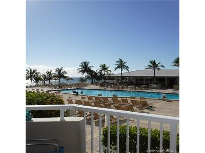Hallandale Condo/Townhouse For Sale: 1950 S Ocean Dr #MN