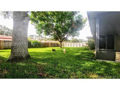 Cooper City Single Family Home Backup Contract-Call LA: 5221 SW 90th Ave