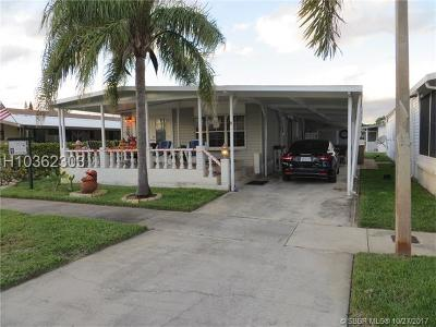 Fort Lauderdale Single Family Home Backup Contract-Call LA: 2451 SW 52nd St
