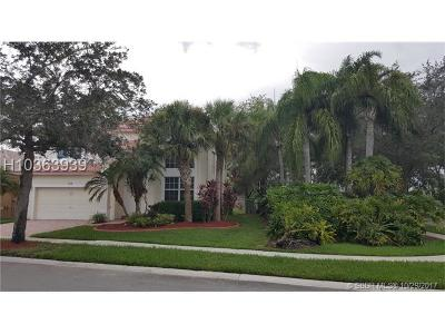 Pembroke Pines Single Family Home For Sale: 1246 NW 168th Ave