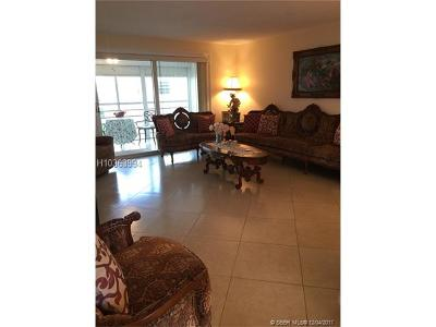 Dania Beach Condo/Townhouse For Sale: 321 SE 3rd St #507G