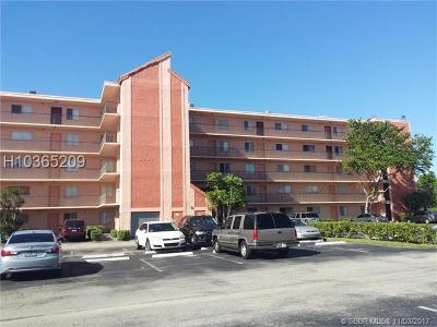 Miramar Condo/Townhouse For Sale: 8740 N Sherman Cir #508