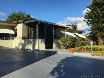 Lauderhill Single Family Home Backup Contract-Call LA: 3521 NW 4th St
