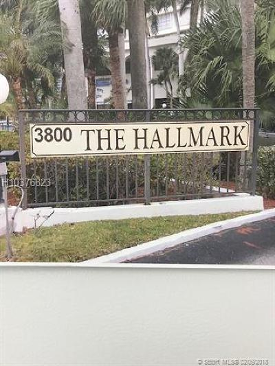 Hollywood Condo/Townhouse For Sale: 3800 S Ocean Dr #1819
