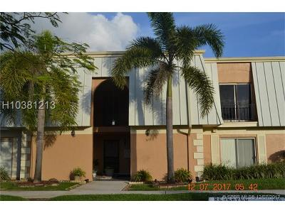 Davie Condo/Townhouse For Sale: 3630 Citrus Trce #6
