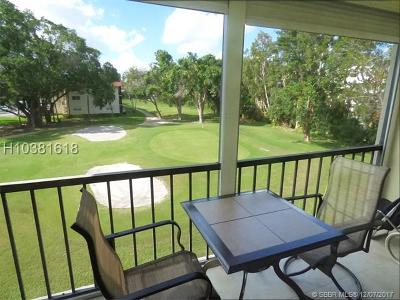 Pembroke Pines Condo/Townhouse For Sale: 8901 S Hollybrook Blvd #304