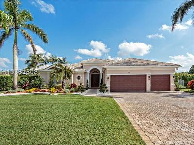 Cooper City Single Family Home For Sale: 5060 Regency Isles Way