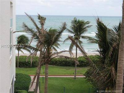 Sunny Isles Beach Condo/Townhouse For Sale: 16485 Collins Ave #338
